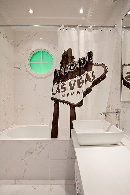 Фотография: Ванная в стиле Скандинавский, Квартира, Проект недели – фото на INMYROOM