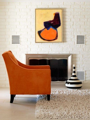 Фотография: Гостиная в стиле Современный, Малогабаритная квартира, Квартира – фото на INMYROOM