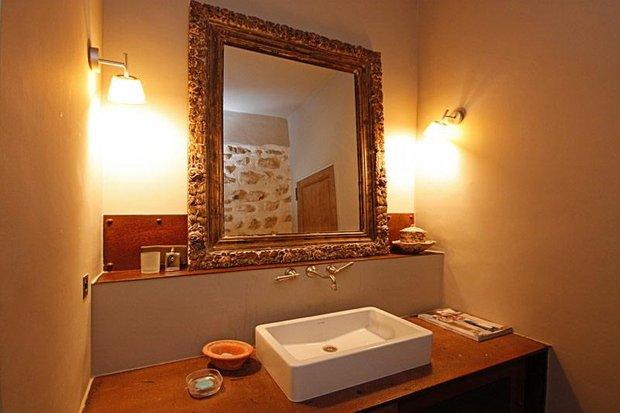 Фотография: Ванная в стиле Классический, Современный, Декор интерьера, Дом, Дома и квартиры, Прованс – фото на INMYROOM