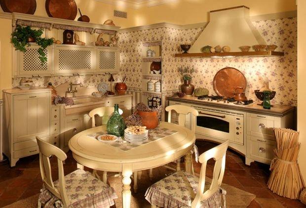 Фотография: Спальня в стиле Прованс и Кантри, Кухня и столовая, Декор интерьера, Квартира, Дом, Декор – фото на INMYROOM