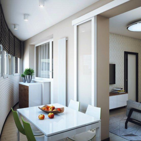 Фотография: Балкон в стиле Современный, Квартира, Советы – фото на INMYROOM