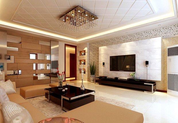 Фотография: Гостиная в стиле Современный, Планировки, Индустрия, События, Ремонт на практике – фото на INMYROOM