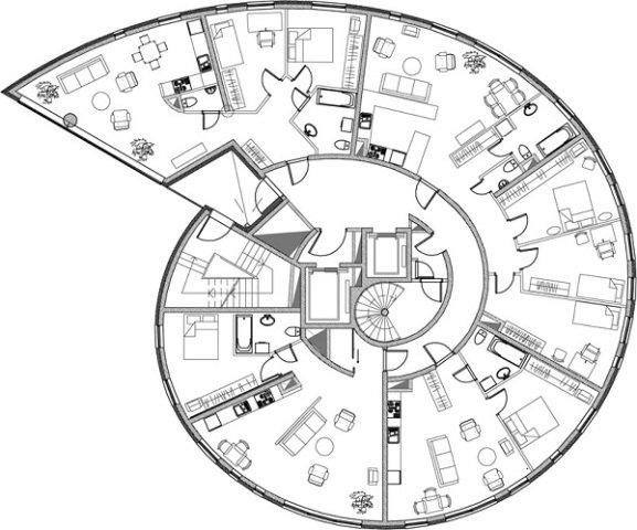 Фотография: Планировки в стиле , Офисное пространство, Офис, Дома и квартиры – фото на InMyRoom.ru