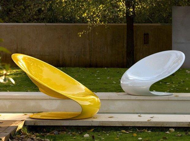 Фотография: Мебель и свет в стиле Хай-тек, Декор интерьера – фото на INMYROOM