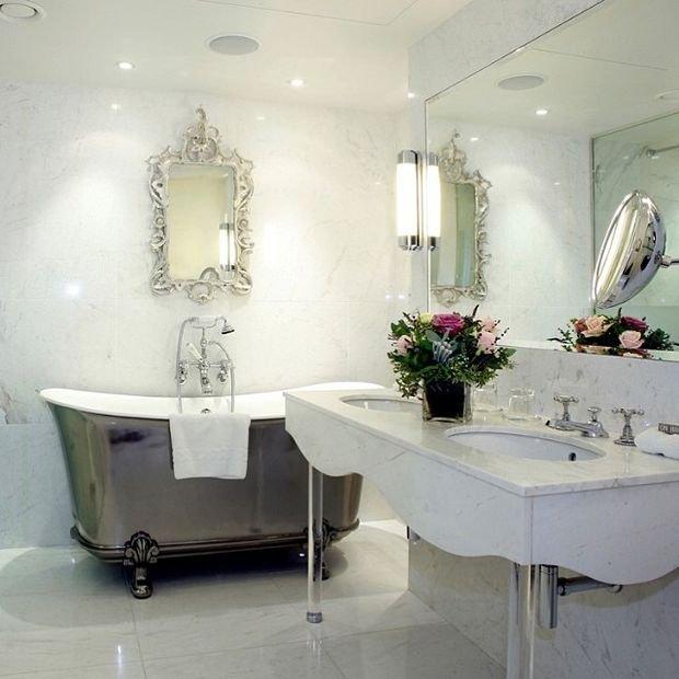 Фотография: Ванная в стиле Классический, Декор интерьера, Квартира, Дом – фото на INMYROOM