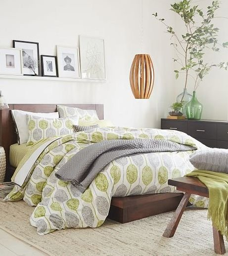Фотография: Спальня в стиле Восточный, Эко, Классический, Скандинавский, Современный, Декор интерьера, Аксессуары, Декор, Советы – фото на INMYROOM
