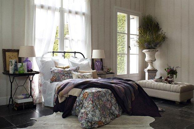 Фотография: Спальня в стиле Скандинавский, Декор интерьера, Квартира, Дом, Декор дома, Текстиль, Zara Home – фото на INMYROOM