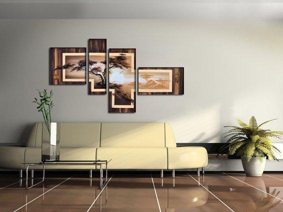 Фотография: Гостиная в стиле Современный, Декор интерьера, Декор дома, Картины – фото на INMYROOM