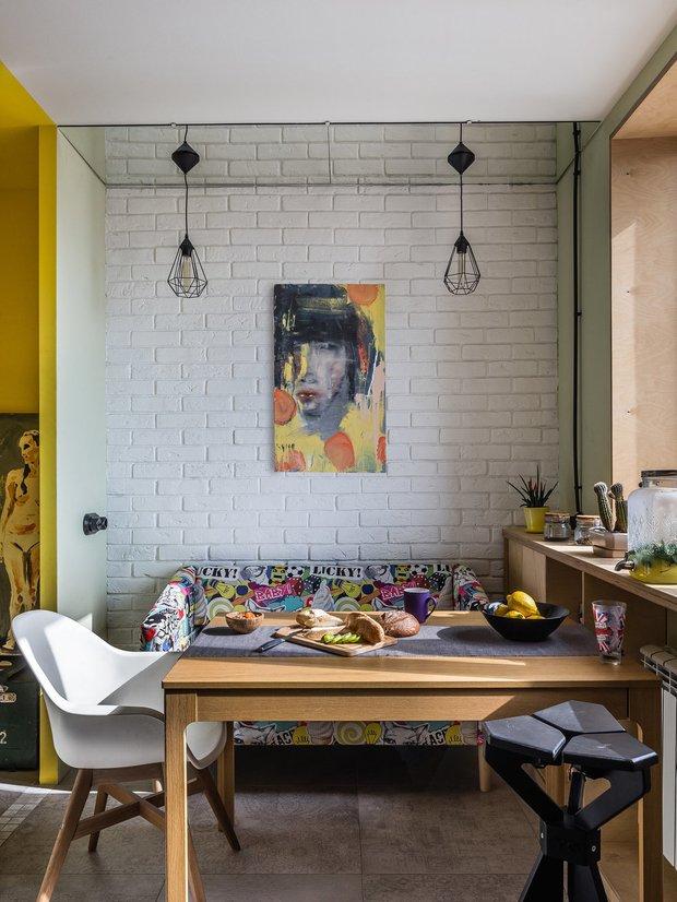 Фотография: Кухня и столовая в стиле Лофт, Декор интерьера – фото на INMYROOM