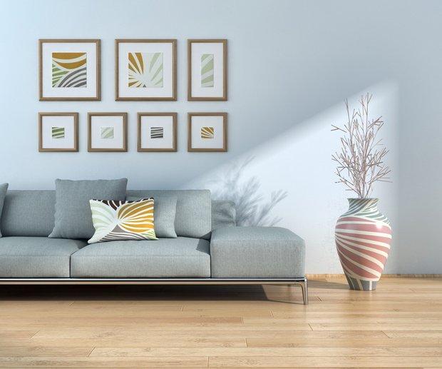 Фотография: Декор в стиле Современный, Декор интерьера, Декор дома, Стены, Картины, Фотообои – фото на InMyRoom.ru