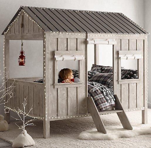 Фотография: Спальня в стиле Эклектика, Детская, Декор интерьера, Советы, Перепланировка – фото на INMYROOM