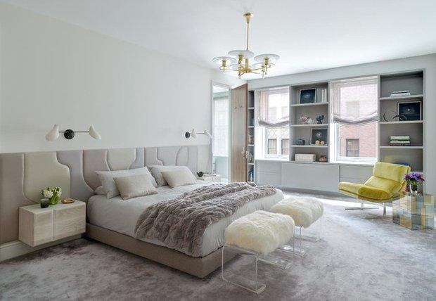 Фотография: Спальня в стиле Современный, Советы, Ремонт на практике, напольное покрытие, Quick Step – фото на INMYROOM
