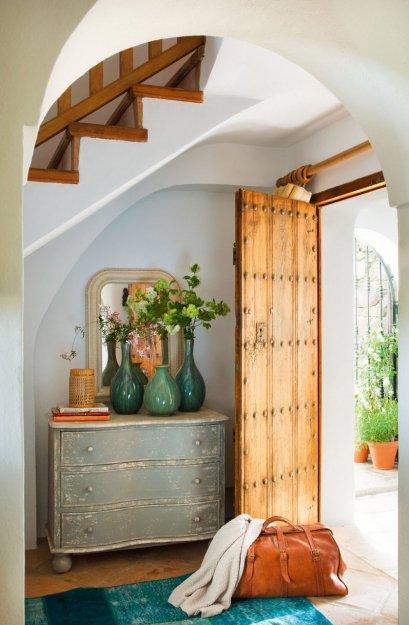 Фотография: Прихожая в стиле Прованс и Кантри, Дом, Дома и квартиры, Средиземноморский – фото на INMYROOM