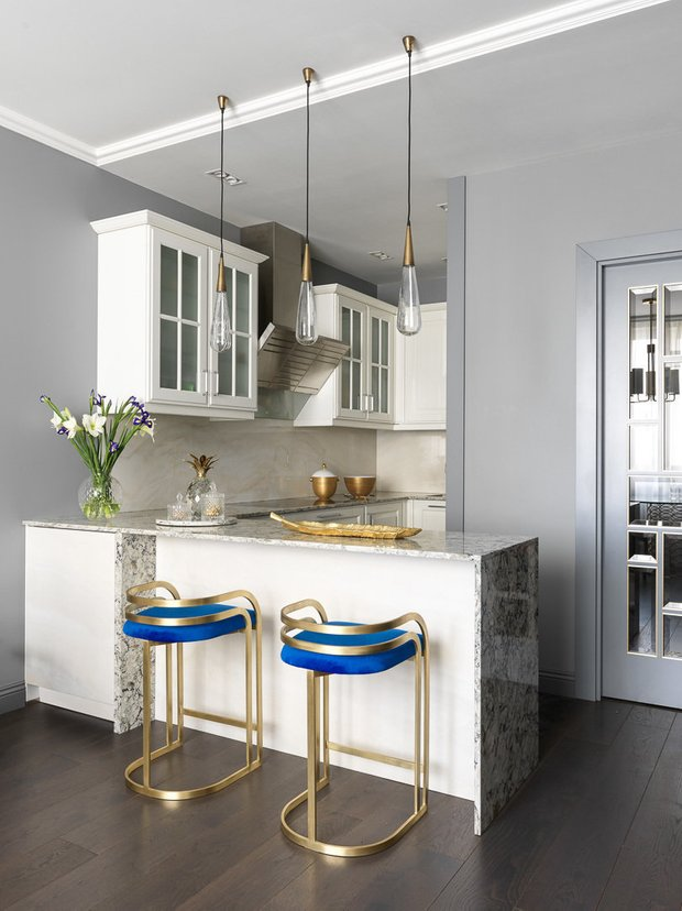 Фотография: Кухня и столовая в стиле Современный, Декор интерьера, Приемы декораторов, тренды 2020 – фото на INMYROOM