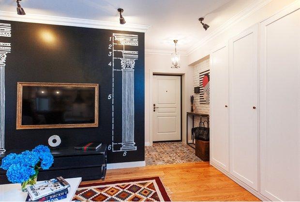 Фотография:  в стиле , Гид, трехкомнатная квартира – фото на INMYROOM
