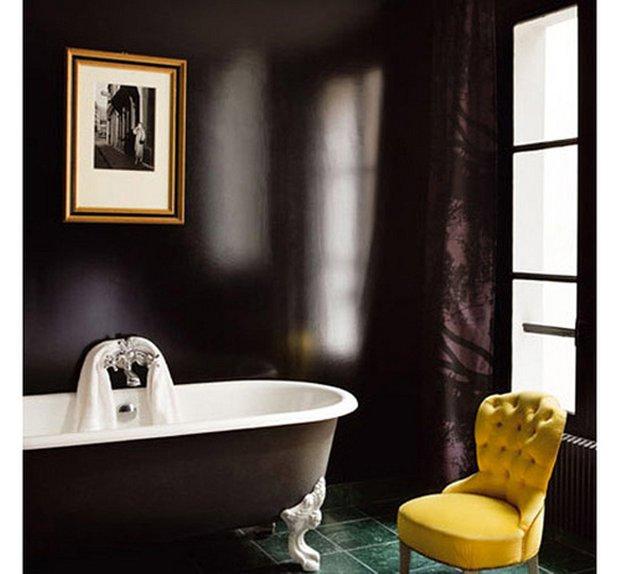 Фотография: Ванная в стиле , Декор интерьера, Дизайн интерьера, Цвет в интерьере – фото на INMYROOM