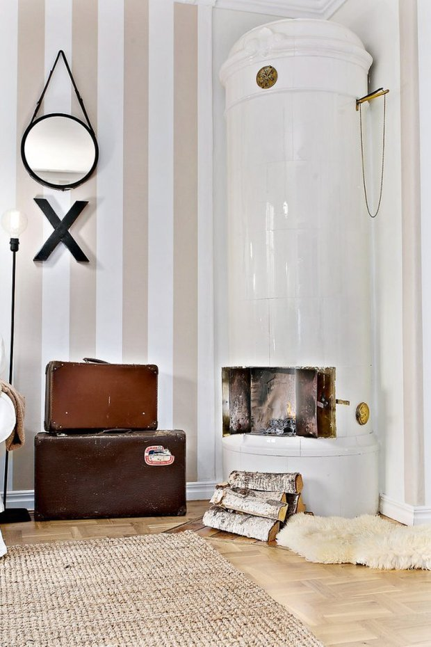 Фотография: Декор в стиле Скандинавский, Эклектика, Декор интерьера, Квартира, Мебель и свет, Белый, Бежевый – фото на INMYROOM