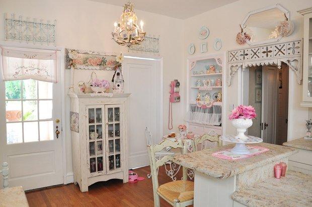Фотография: Декор в стиле , Кухня и столовая, Интерьер комнат, Проект недели, Винтаж – фото на INMYROOM