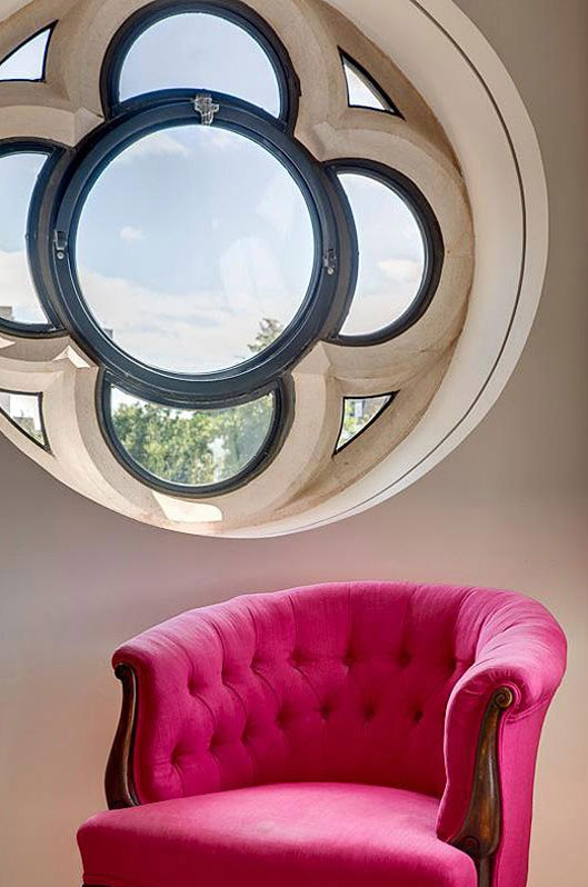 Фотография:  в стиле Современный, Квартира, Дома и квартиры, Архитектурные объекты – фото на INMYROOM