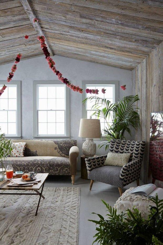 Фотография: Гостиная в стиле Скандинавский, Малогабаритная квартира, Интерьер комнат – фото на INMYROOM