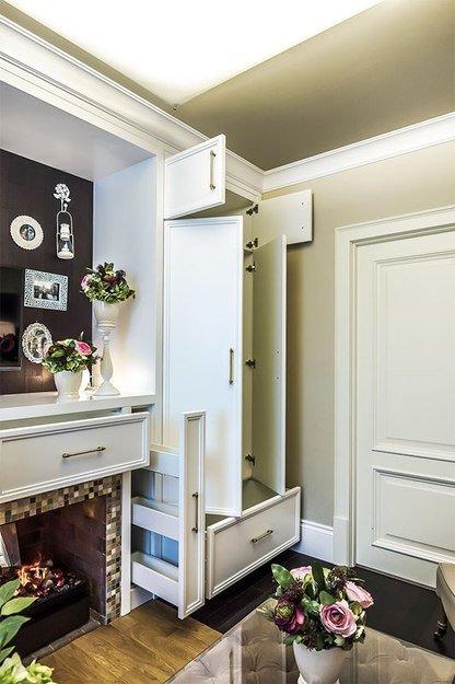 Фотография: Гостиная в стиле Прованс и Кантри, Спальня, Декор интерьера, Интерьер комнат – фото на InMyRoom.ru