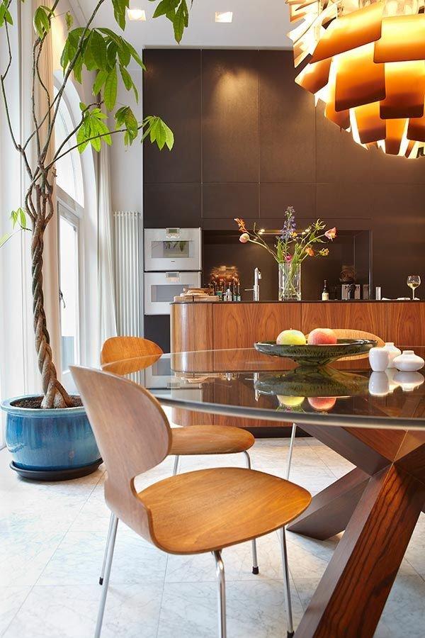Фотография: Кухня и столовая в стиле Лофт, Современный, Декор интерьера, Дизайн интерьера, Цвет в интерьере – фото на INMYROOM