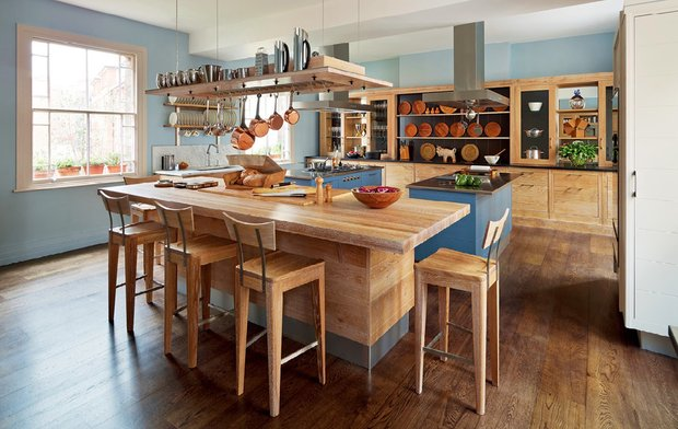 Фотография:  в стиле , Советы, как выбрать кухонный остров, идеи для кухонного острова, дизайн кухонного острова – фото на INMYROOM