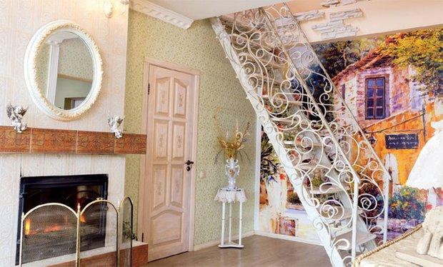 Фотография: Гостиная в стиле Прованс и Кантри, Декор интерьера, Декор дома, Прованс – фото на INMYROOM