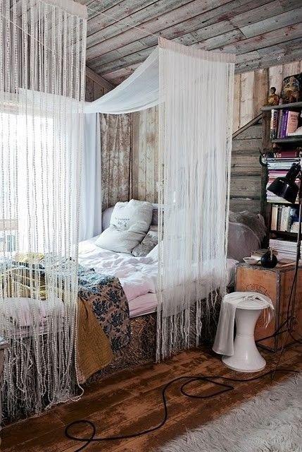 Фотография: Спальня в стиле Прованс и Кантри, Скандинавский, Советы – фото на INMYROOM