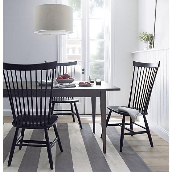 Фотография: Кухня и столовая в стиле Скандинавский, Декор интерьера, Дизайн интерьера, Цвет в интерьере, Белый, Синий, Серый – фото на INMYROOM