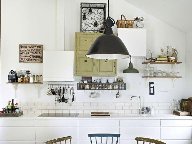 Фотография: Кухня и столовая в стиле Прованс и Кантри, Скандинавский, Декор интерьера, DIY – фото на InMyRoom.ru