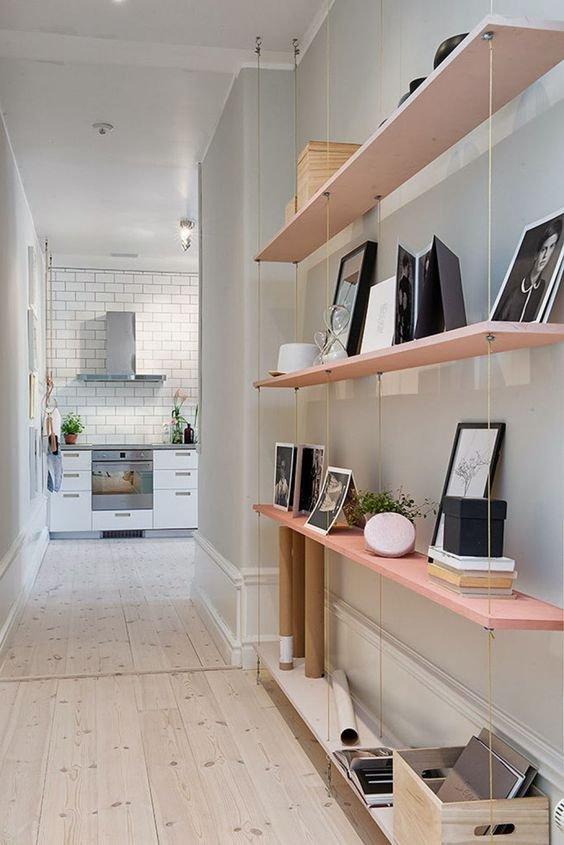 Фотография: Прихожая в стиле Скандинавский, Декор интерьера, Декор, Розовый – фото на INMYROOM