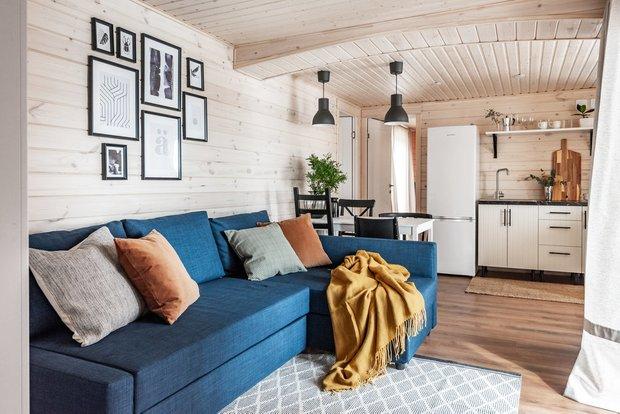 Фотография:  в стиле , Декор интерьера, Belinka, как оформить дачный дом – фото на INMYROOM