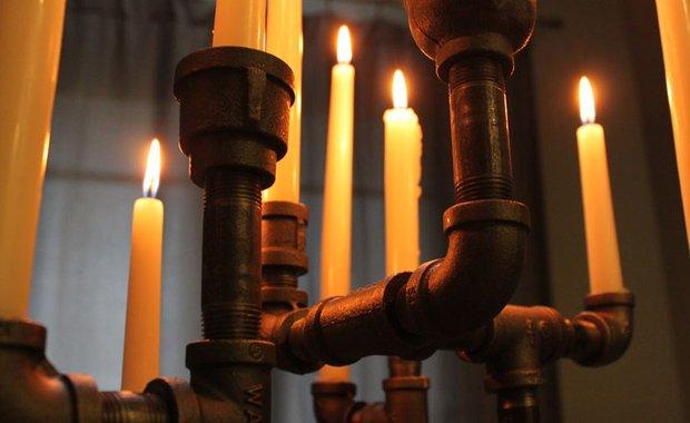 Фотография: Мебель и свет в стиле Современный, Декор интерьера, DIY, Переделка – фото на InMyRoom.ru