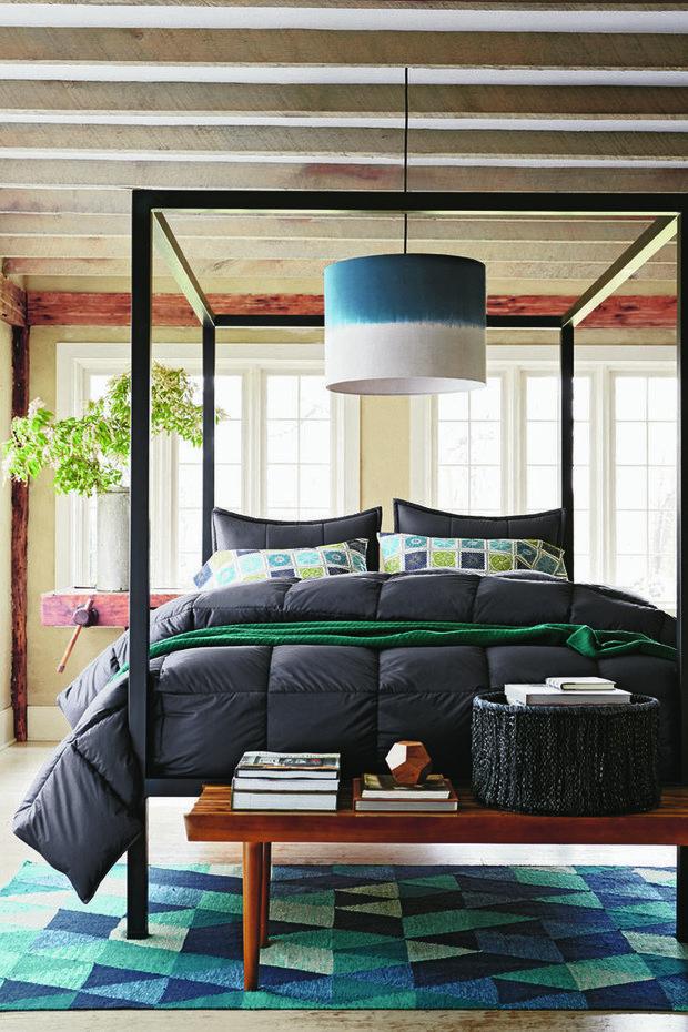 Фотография: Спальня в стиле Минимализм, Эко, Декор интерьера, Аксессуары, Декор, Мебель и свет – фото на INMYROOM
