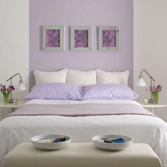 Фотография: Спальня в стиле Современный, Декор интерьера, Зеленый, Бежевый, Серый, Розовый, Голубой – фото на INMYROOM