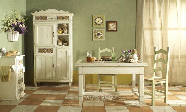 Фотография: Кухня и столовая в стиле , Прованс и Кантри, Декор интерьера, Квартира, Дом, Декор, Особняк – фото на INMYROOM