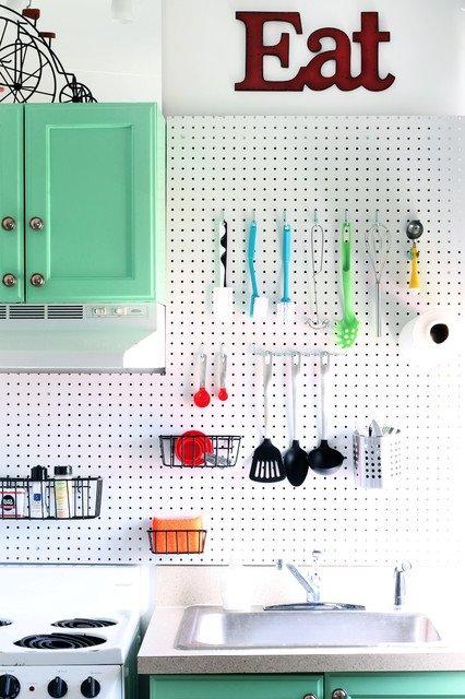 Фотография: Кухня и столовая в стиле Скандинавский, Современный, Интерьер комнат – фото на INMYROOM