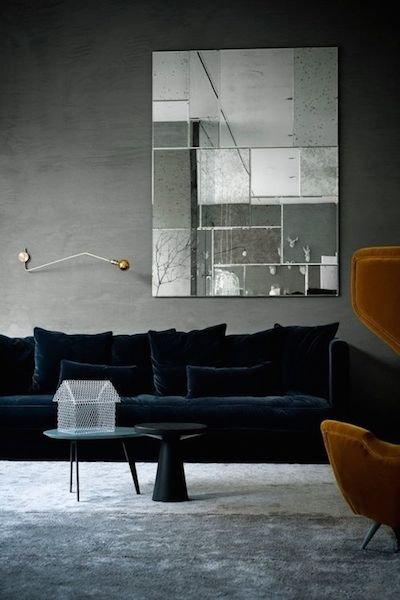 Фотография: Гостиная в стиле Лофт, Декор интерьера, Дом, Декор дома, Цвет в интерьере – фото на INMYROOM