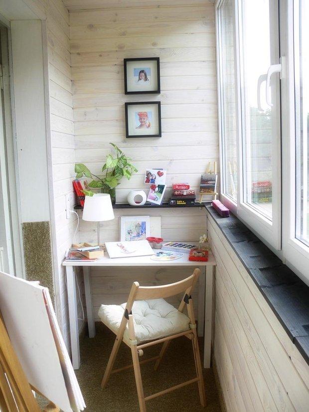Фотография:  в стиле , Балкон, Декор интерьера – фото на INMYROOM