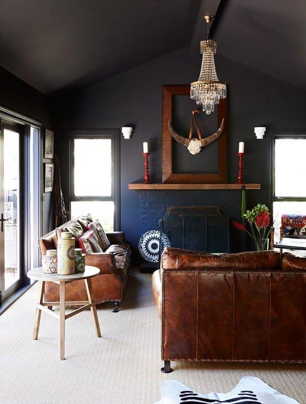 Фотография: Гостиная в стиле Восточный, Декор интерьера, Дизайн интерьера, Цвет в интерьере – фото на INMYROOM