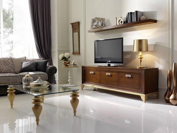 Фотография: Гостиная в стиле Классический, Современный, Декор интерьера, Мебель и свет – фото на INMYROOM