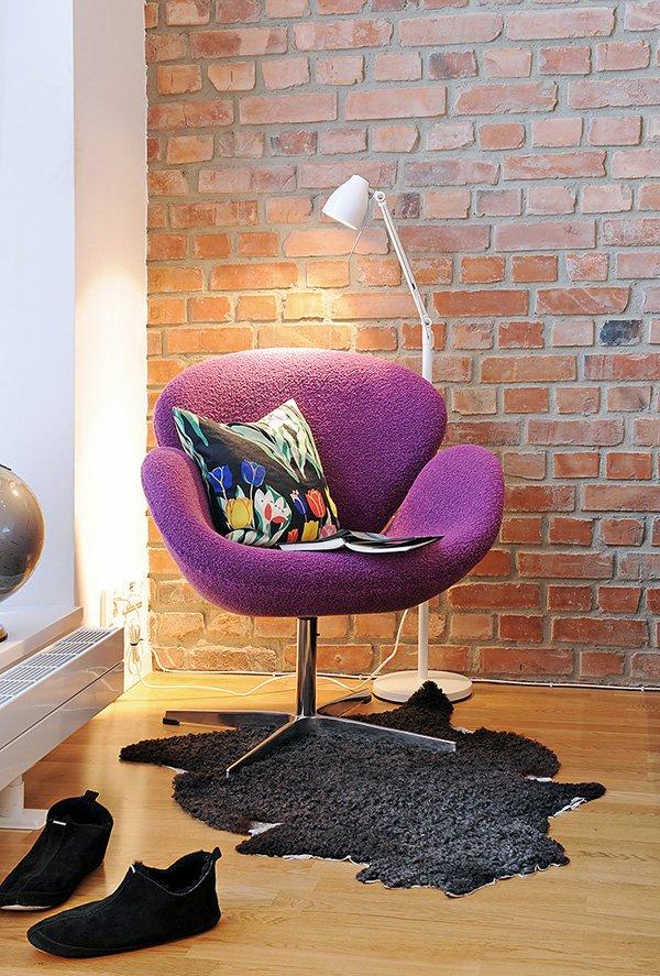 Фотография: Мебель и свет в стиле Современный, Декор интерьера, Декор дома, Стены – фото на INMYROOM