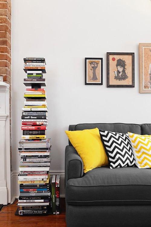 Фотография: Аксессуары в стиле , Декор интерьера, Дизайн интерьера, Цвет в интерьере, Желтый – фото на INMYROOM