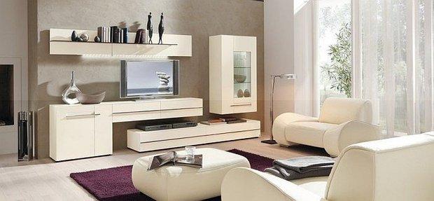 Фотография: Гостиная в стиле Скандинавский, Декор интерьера, Мебель и свет, Мягкая мебель – фото на INMYROOM