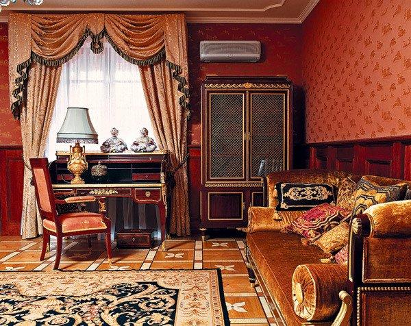 Фотография: Офис в стиле Классический, Дизайн интерьера – фото на INMYROOM
