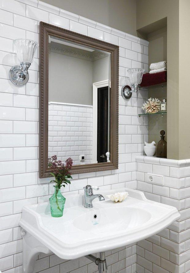 Фотография: Ванная в стиле Классический, Декор интерьера – фото на INMYROOM