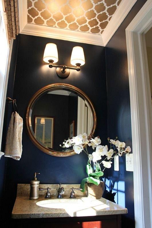 Фотография: Ванная в стиле Восточный, Освещение, Декор, Советы, Ремонт на практике – фото на INMYROOM