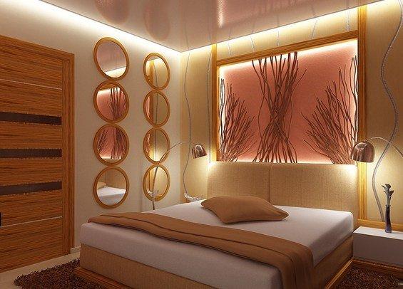 Фотография: Спальня в стиле Современный, Декор интерьера, Мебель и свет, Цвет в интерьере, Стиль жизни, Советы – фото на InMyRoom.ru