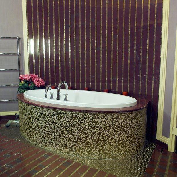 Фотография: Ванная в стиле Классический, Современный, Декор интерьера, Флористика, Декор, Декор дома, Марат Ка, Зимний сад – фото на INMYROOM